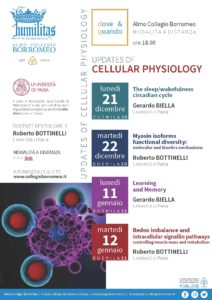 Updates of Cellular Physiology 2020